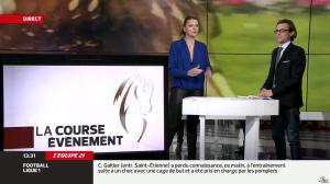France Pierron dans Menu Sport - 04/02/14 - 06