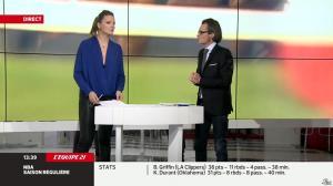 France Pierron dans Menu Sport - 04/02/14 - 07