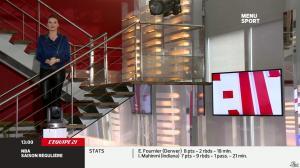 France Pierron dans Menu Sport - 11/02/14 - 02