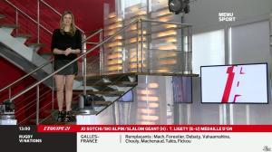 France Pierron dans Menu Sport - 19/02/14 - 02