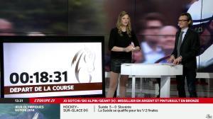France Pierron dans Menu Sport - 19/02/14 - 06