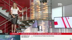 France Pierron dans Menu Sport - 21/02/14 - 03