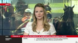 France Pierron dans Menu Sport - 21/02/14 - 13