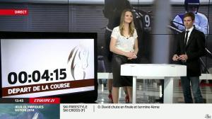 France Pierron dans Menu Sport - 21/02/14 - 17