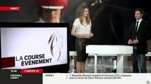 France Pierron dans Menu Sport - 21/02/14 - 18