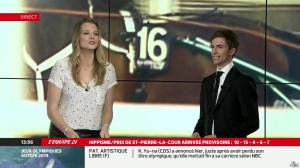 France Pierron dans Menu Sport - 21/02/14 - 20