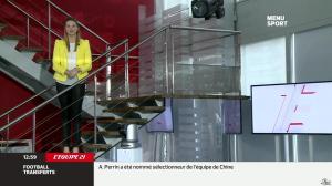 France Pierron dans Menu Sport - 26/02/14 - 02