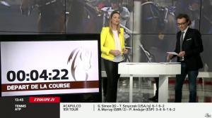 France Pierron dans Menu Sport - 26/02/14 - 09