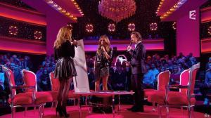 Julie Snyder et Céline Dion dans Céline Dion c'est Votre Vie - 16/11/13 - 032