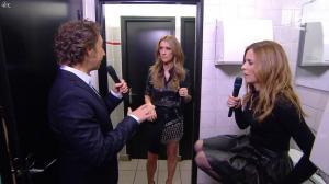 Julie Snyder et Céline Dion dans Céline Dion c est Votre Vie - 16/11/13 - 039
