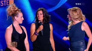 Lara Fabian et Estelle Denis dans The Best - 13/09/13 - 19