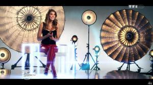 Laury Thilleman dans Danse avec les Stars - 28/09/13 - 05
