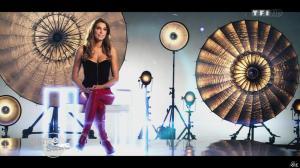 Laury Thilleman dans Danse avec les Stars - 28/09/13 - 06