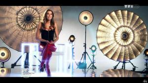 Laury Thilleman dans Danse avec les Stars - 28/09/13 - 08
