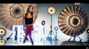 Laury Thilleman dans Danse avec les Stars - 28/09/13 - 10