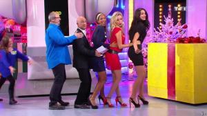Les Gafettes, Fanny Veyrac, Doris Rouesne et Nadia Aydanne dans le Juste Prix - 26/12/13 - 02