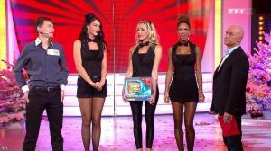 Les Gafettes, Fanny Veyrac, Doris Rouesne et Nadia Aydanne dans le Juste Prix - 30/12/13 - 11