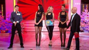Les Gafettes, Fanny Veyrac, Doris Rouesne et Nadia Aydanne dans le Juste Prix - 30/12/13 - 12