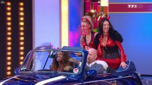 Les Gafettes, Fanny Veyrac, Doris Rouesne et Nadia Aydanne dans le Juste Prix - 31/10/13 - 01
