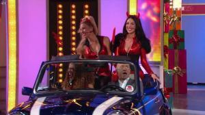Les Gafettes, Fanny Veyrac, Doris Rouesne et Nadia Aydanne dans le Juste Prix - 31/10/13 - 02