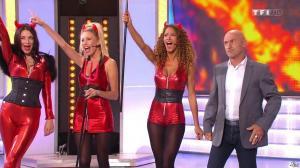 Les Gafettes, Fanny Veyrac, Doris Rouesne et Nadia Aydanne dans le Juste Prix - 31/10/13 - 04