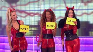 Les Gafettes, Fanny Veyrac, Doris Rouesne et Nadia Aydanne dans le Juste Prix - 31/10/13 - 27
