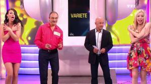 Les Gafettes, Fanny Veyrac et Nadia Aydanne dans le Juste Prix - 27/11/13 - 13
