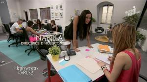 Nabilla Benattia dans Hollywood Girls - 19/11/13 - 04