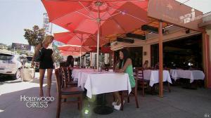 Nabilla Benattia et Shauna Sand dans Hollywood Girls - 06/12/13 - 05