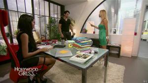 Nabilla Benattia et Shauna Sand dans Hollywood Girls - 19/11/13 - 08
