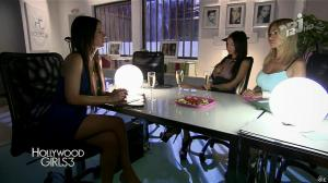 Nabilla Benattia, Shauna Sand et Laura Coll dans Hollywood Girls - 27/11/13 - 10