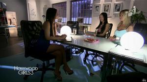 Nabilla Benattia, Shauna Sand et Laura Coll dans Hollywood Girls - 27/11/13 - 12