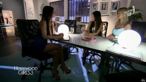 Nabilla Benattia, Shauna Sand et Laura Coll dans Hollywood Girls - 27/11/13 - 13