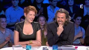 Natacha Polony dans On n'est pas Couché - 26/10/13 - 06