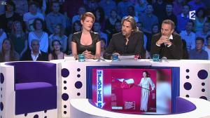 Natacha Polony dans On n'est pas Couché - 26/10/13 - 13