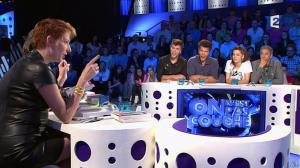 Natacha Polony dans On n'est pas Couché - 26/10/13 - 15