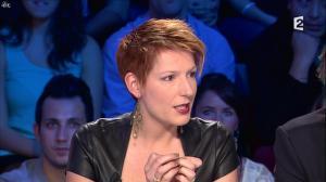 Natacha Polony dans On n'est pas Couché - 26/10/13 - 16