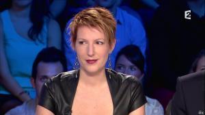 Natacha Polony dans On n'est pas Couché - 26/10/13 - 23