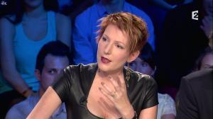Natacha Polony dans On n'est pas Couché - 26/10/13 - 41
