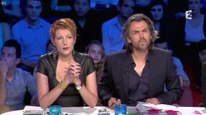 Natacha Polony dans On n'est pas Couché - 26/10/13 - 43