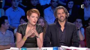 Natacha Polony dans On n'est pas Couché - 26/10/13 - 44