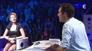 Natacha Polony dans On n'est pas Couché - 26/10/13 - 57