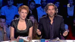 Natacha Polony dans On n'est pas Couché - 26/10/13 - 67
