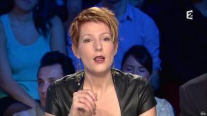 Natacha Polony dans On n'est pas Couché - 26/10/13 - 93