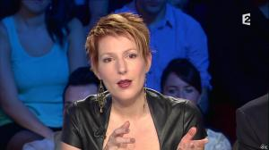 Natacha Polony dans On n'est pas Couché - 26/10/13 - 94