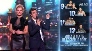 Sandrine Corman dans la France a un Incroyable Talent - 26/12/12 - 11