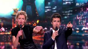 Sandrine Corman dans la France a un Incroyable Talent - 26/12/12 - 23