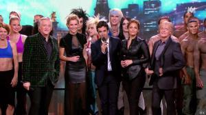 Sandrine Corman et Sophie Edelstein dans la France a un Incroyable Talent - 26/12/12 - 02