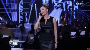 Sandrine Quétier dans l'Incroyable Anniversaire de Line - 28/12/13 - 02