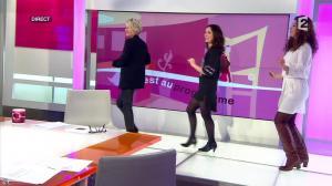 Sophie Davant dans c'est au Programme - 03/02/14 - 03